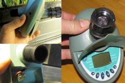 Контроллер для системы капельного полива
