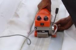 Сварочное оборудование в работе