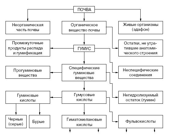 Структурная схема состава