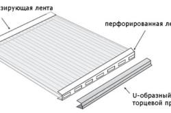Правильная обработка торцов поликарбоната