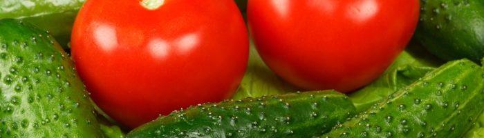 Как выращивать огурцы и помидоры?