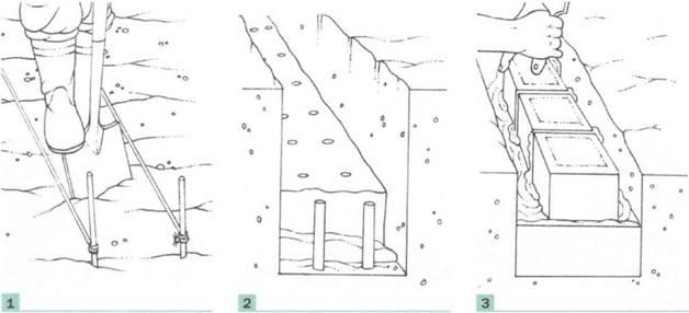 Инструкция монтажа основания и