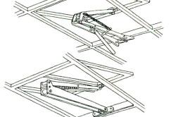 Примеры открывания форточек в теплице.